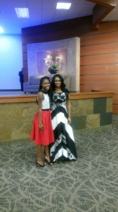 Me and my little sister